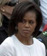 MichelleObamaScowl