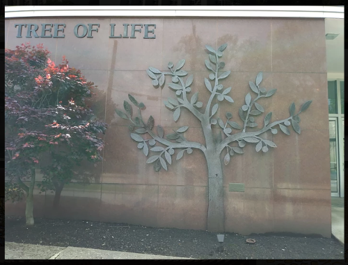 Tree of Life Synagogue exterior Pittsburgh