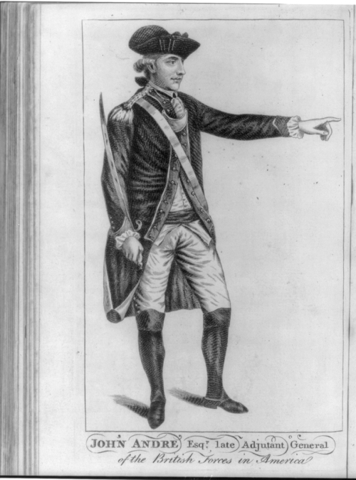 Major John Andre