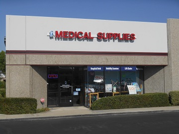 Medical Supplies store