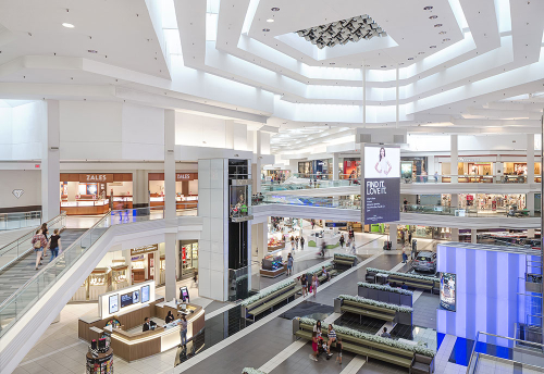 Woodfield indoors
