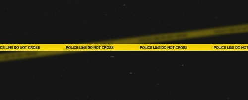 Minimalism-police-tape-wallpaper-preview
