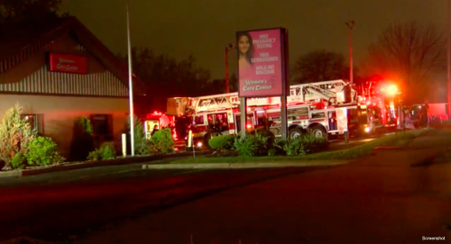 Womens-care-center-peoria-il-fire